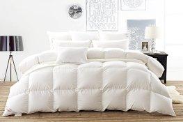 white-comforter